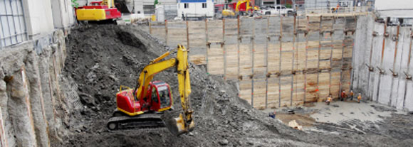 Basement Excavating Basement Excavation